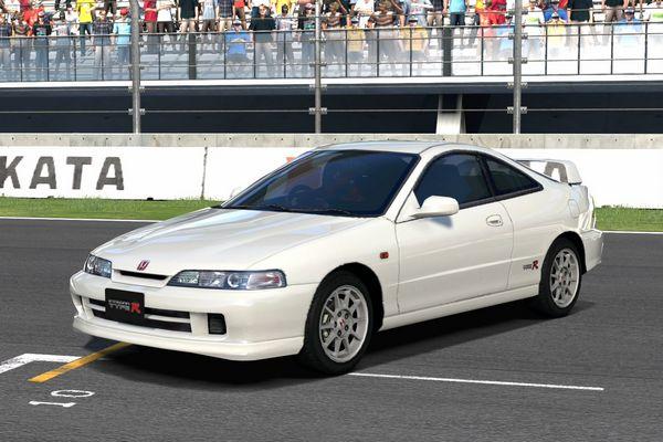 Honda Integra Type R Dc