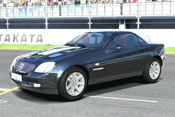Gt5 Mercedes Benz Slk 230 Kompressor 98