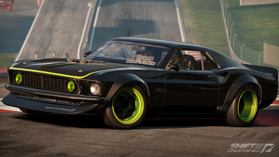 Nfs Ford Mustang Rtr X