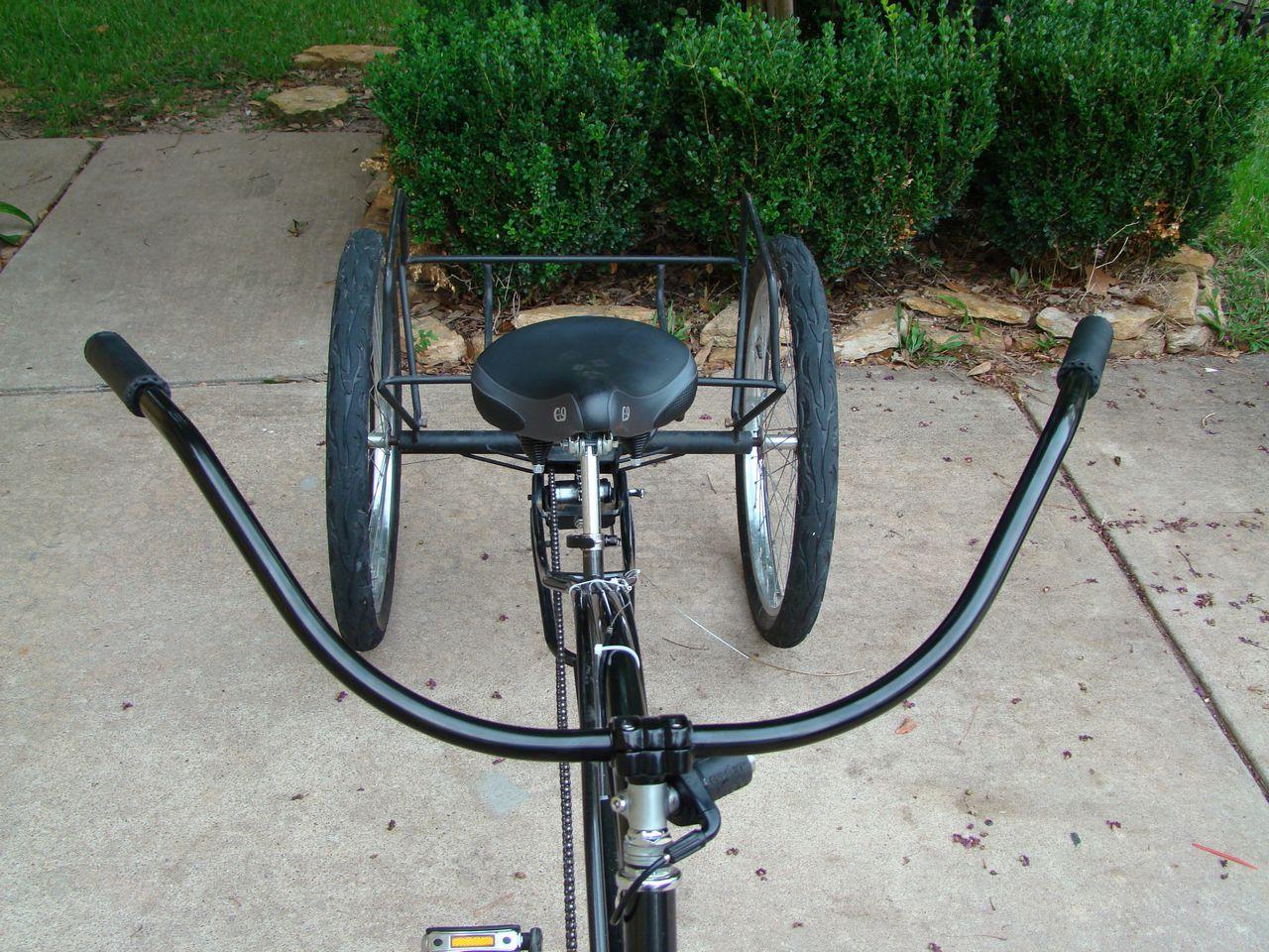 Ridgeyard 24 6 Geschwindigkeit 3 Rad erwachsenen